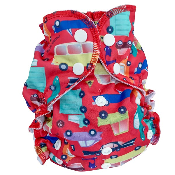 AppleCheeks One Size ALL-IN-ONE Cloth Diaper