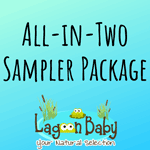 Lagoon Baby All-in-Two Sampler Package
