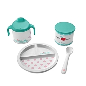 *Manhattan Toy Company Baby Stella Darling Dish Set