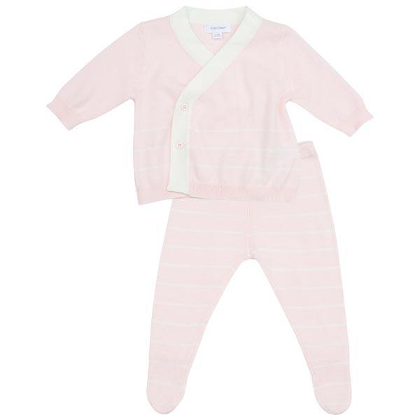 Angel Dear Euro Knit Take Me Home Set - Light Pink
