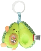 *Skip Hop Farmstand Avocado Stroller Toy