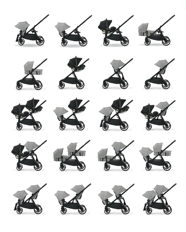 Baby Jogger Baby Jogger City Select Lux Baby Jogger