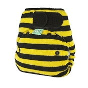 TotsBots S-T-R-E-T-C-H Bamboozle Fitted Cloth Diaper