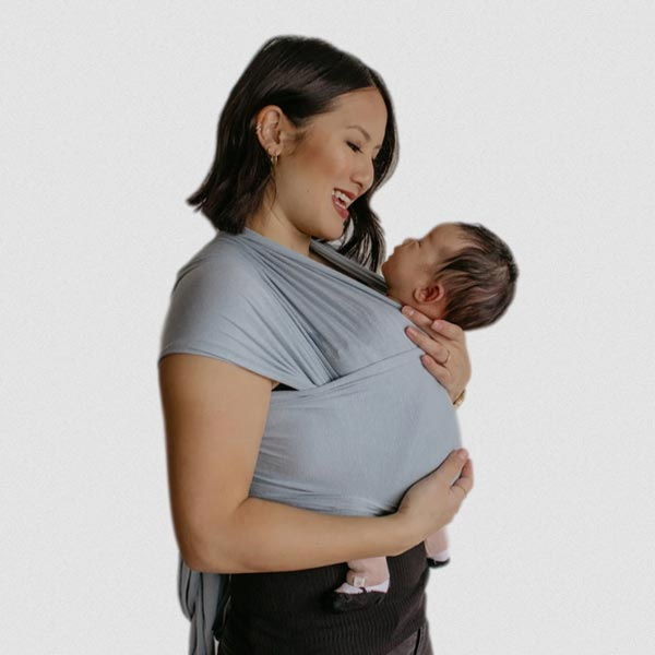 *Beluga Baby Wrap - The Bella *Limited Edition*