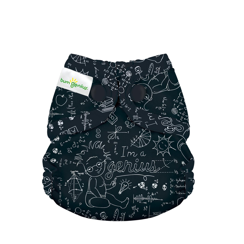 19e36ccd07c bumGenius Littles 2.0 Newborn All-in-One Cloth Diaper
