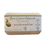 *Bee Green Naturals Wool Wash Bar