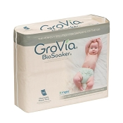 *GroVia BioSoakers - 50 Pack