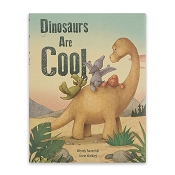 *Jellycat Dinosaurs are Cool Book