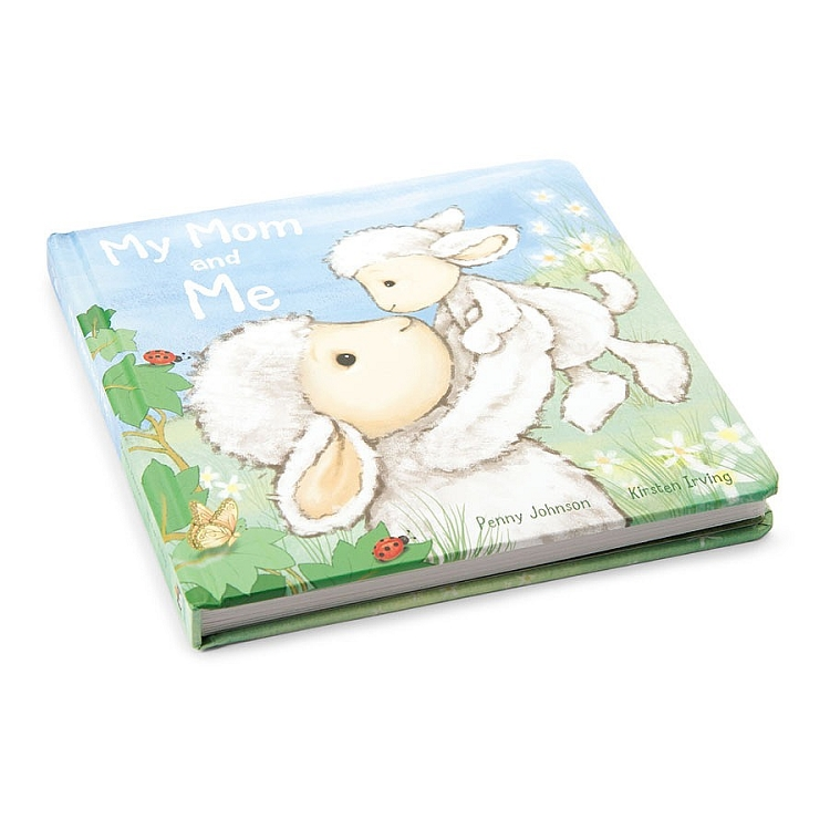 *Jellycat My Mom and Me Book