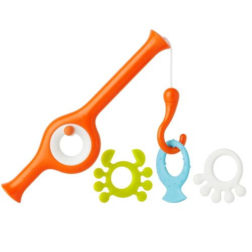 *Boon Cast Fishing Pole Bath Toy