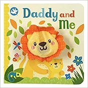 *Daddy & Me Finger Puppet Book