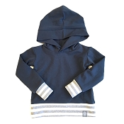 With Love by Ash Hoodie - Space (6-12 Months) *CLEARANCE*