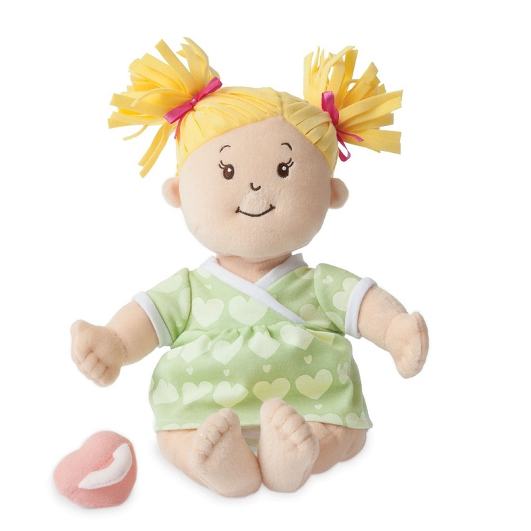 *Manhattan Toy Company Baby Stella Blonde Doll