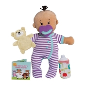 *Manhattan Toy Company Wee Baby Stella Doll - Beige Sleepy Time Scents Set