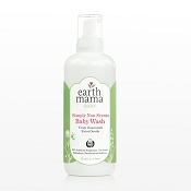 Earth Mama Angel Baby Natural Non-Scents Baby Wash - 1 Liter