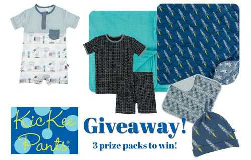 Win KicKee Pants from Lagoon Baby!