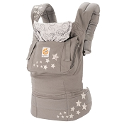 *Ergobaby ERGO Original Baby Carrier - Galaxy Grey