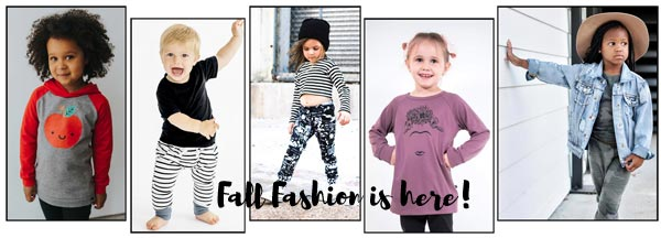 Fall Fashion at Lagoon Baby