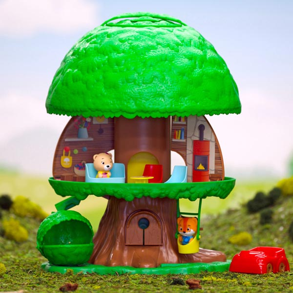 *Fat Brain Toys Timber Tots Magic Tree House