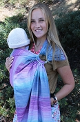 * Tula Ring Sling - Galileo *CLEARANCE*