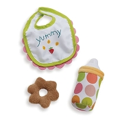*Manhattan Toy Company Wee Baby Stella Feeding Set