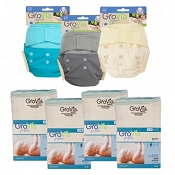 GroVia® Economy Diaper Package