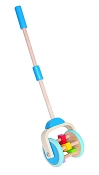 *Hape Lawnmower Wooden Push and Pull Walking Toy