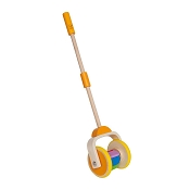 *Hape Rainbow Push and Pull Walking Toy