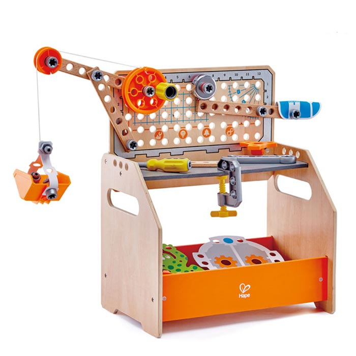*Hape Discovery Scientific Workbench
