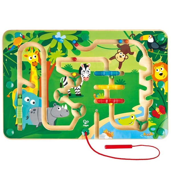 *Hape Jungle Maze