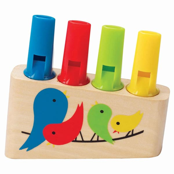 *Hape Rainbow Pan Pipe