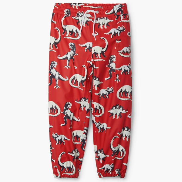 Hatley Colour Changing Splash Pants - Painted Dinos