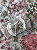*Mini Bretzel Marguerite Headband