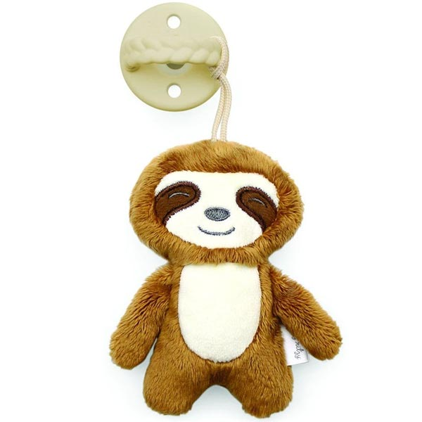 *Itzy Ritzy Sweetie Pal with Pacifier - Peyton the Sloth