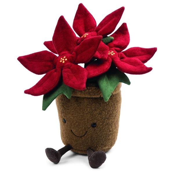 *Jellycat Amuseables Poinsettia - 12