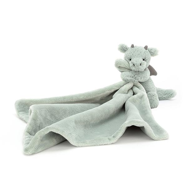 *JellyCat Bashful Dragon Soother