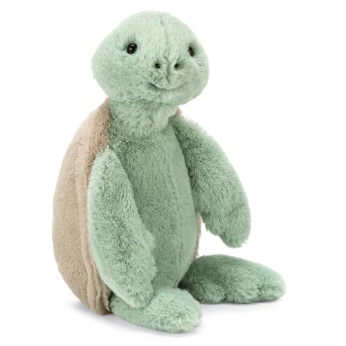 *Jellycat Bashful Turtle Medium - 12
