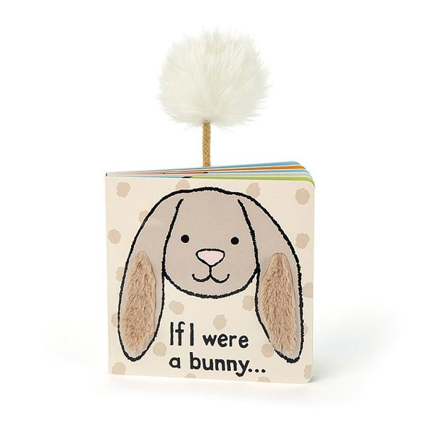 *Jellycat If I Were a Bunny Book - 6