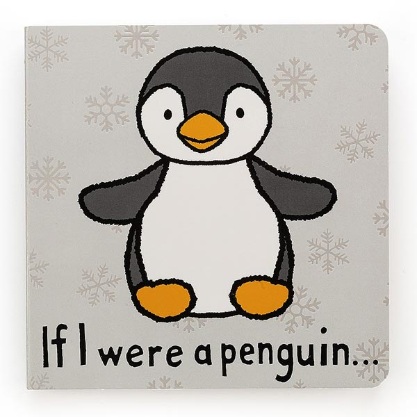 *Jellycat If I Were a Penguin Book