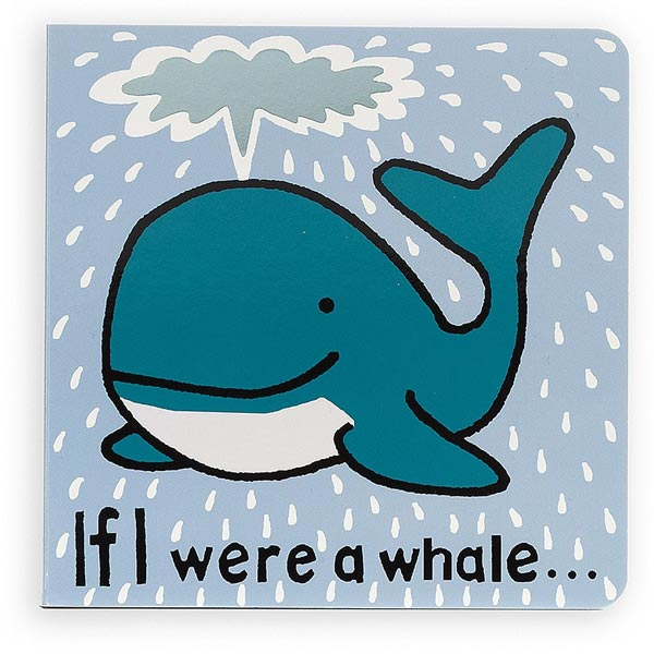 *Jellycat If I Were a Whale Book