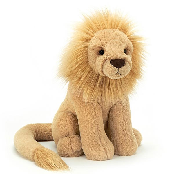 *Jellycat Leonardo Lion Medium - 10