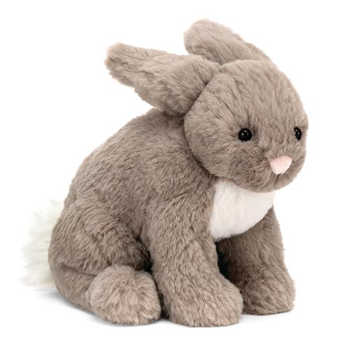 *Jellycat Riley Rabbit Beige Small - 8