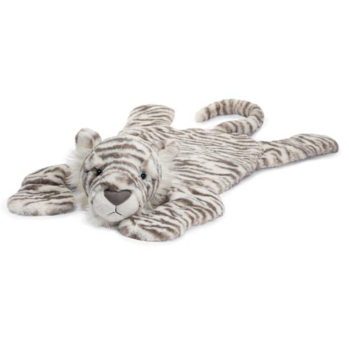 *Jellycat Sacha Snow Tiger Playmat - 39