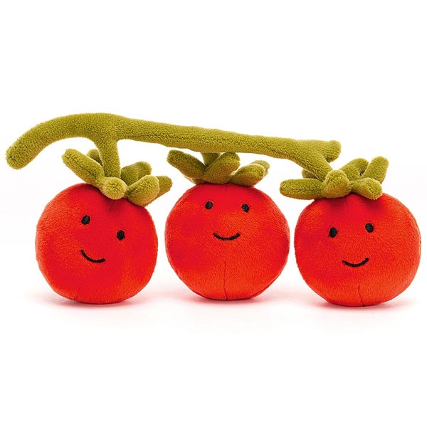 *Jellycat Vivacious Vegetable Tomato - 8