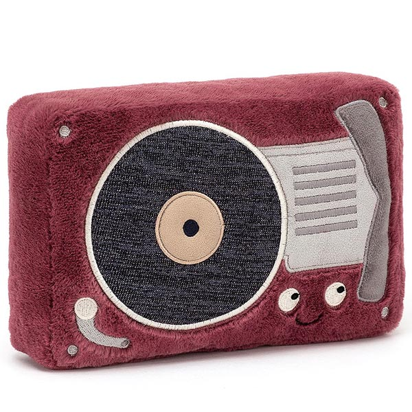 *Jellycat Wiggedy Record Player - 9