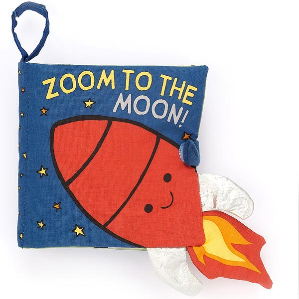 *Jellycat Zoom to the Moon Book