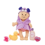 *Manhattan Toy Company Wee Baby Stella Doll - Bathing Set