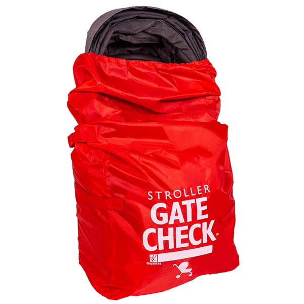 *JL Childress Gate Check Bag - Standard and Dual Stroller