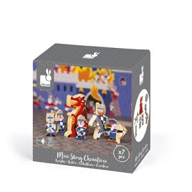 *Janod Mini Story Box - Knight
