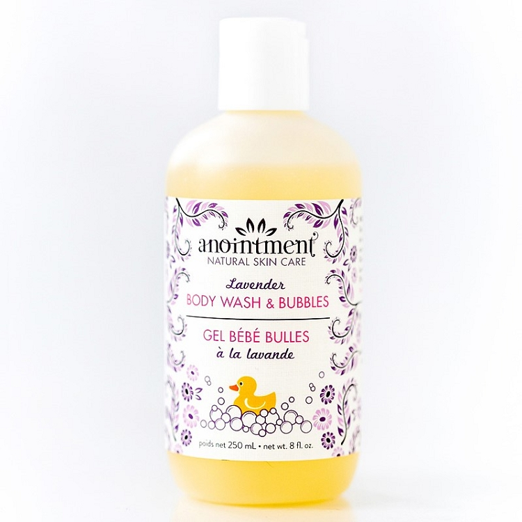 *Anointment Bubble Bath & Body Wash